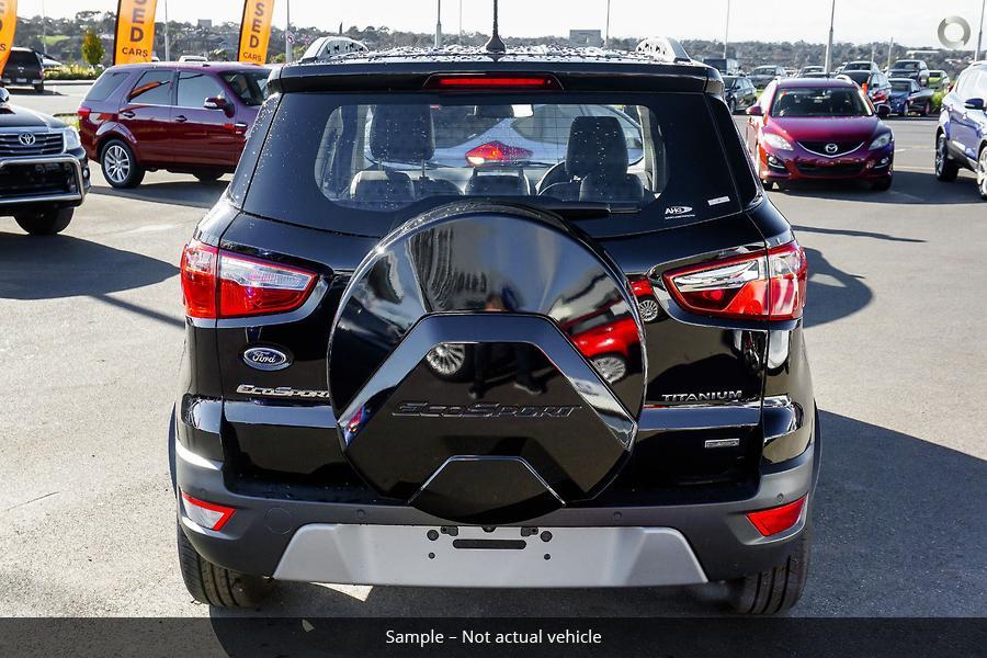 2019 Ford EcoSport Titanium BL