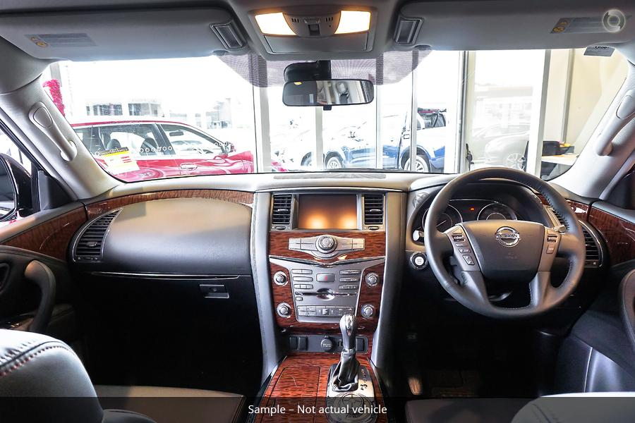2018 Nissan Patrol Ti Y62 Series 4