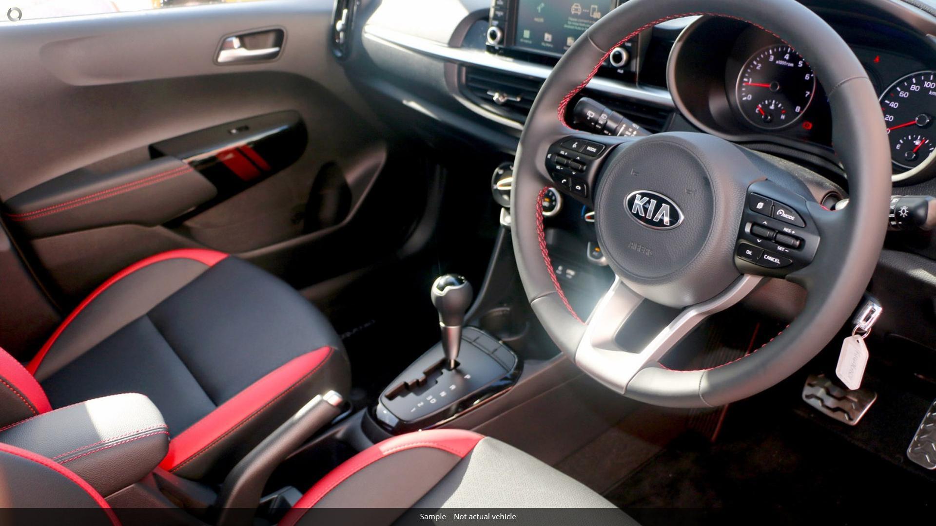 2019 Kia Picanto X-Line JA