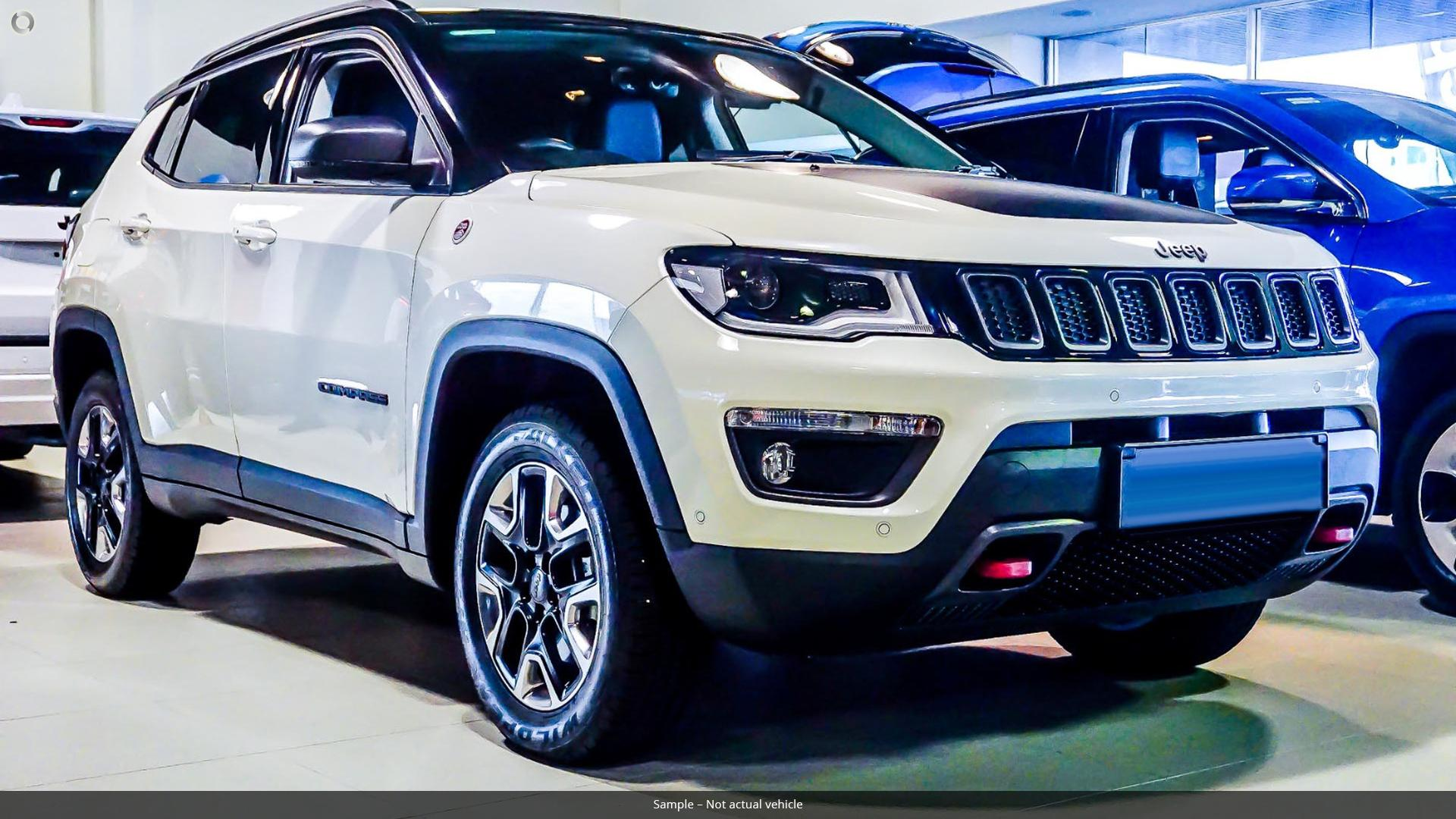 2018 Jeep Compass M6