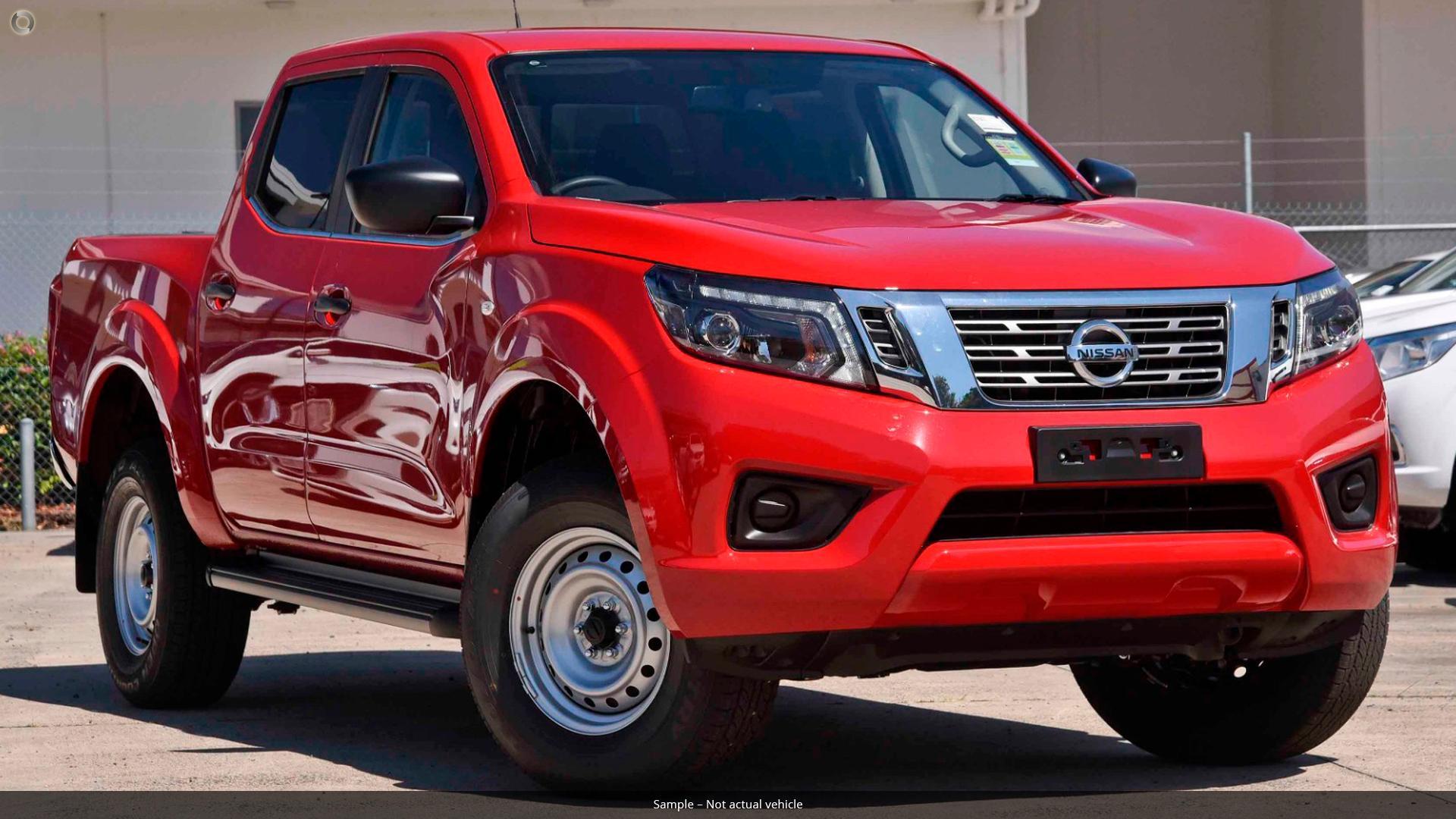2020 Nissan Navara D23 Series 4