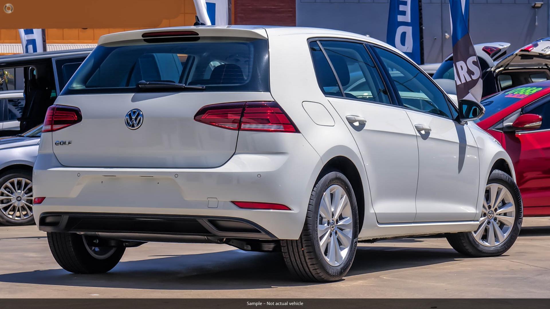2018 Volkswagen Golf 110tsi Trendline 7 5 Bayford