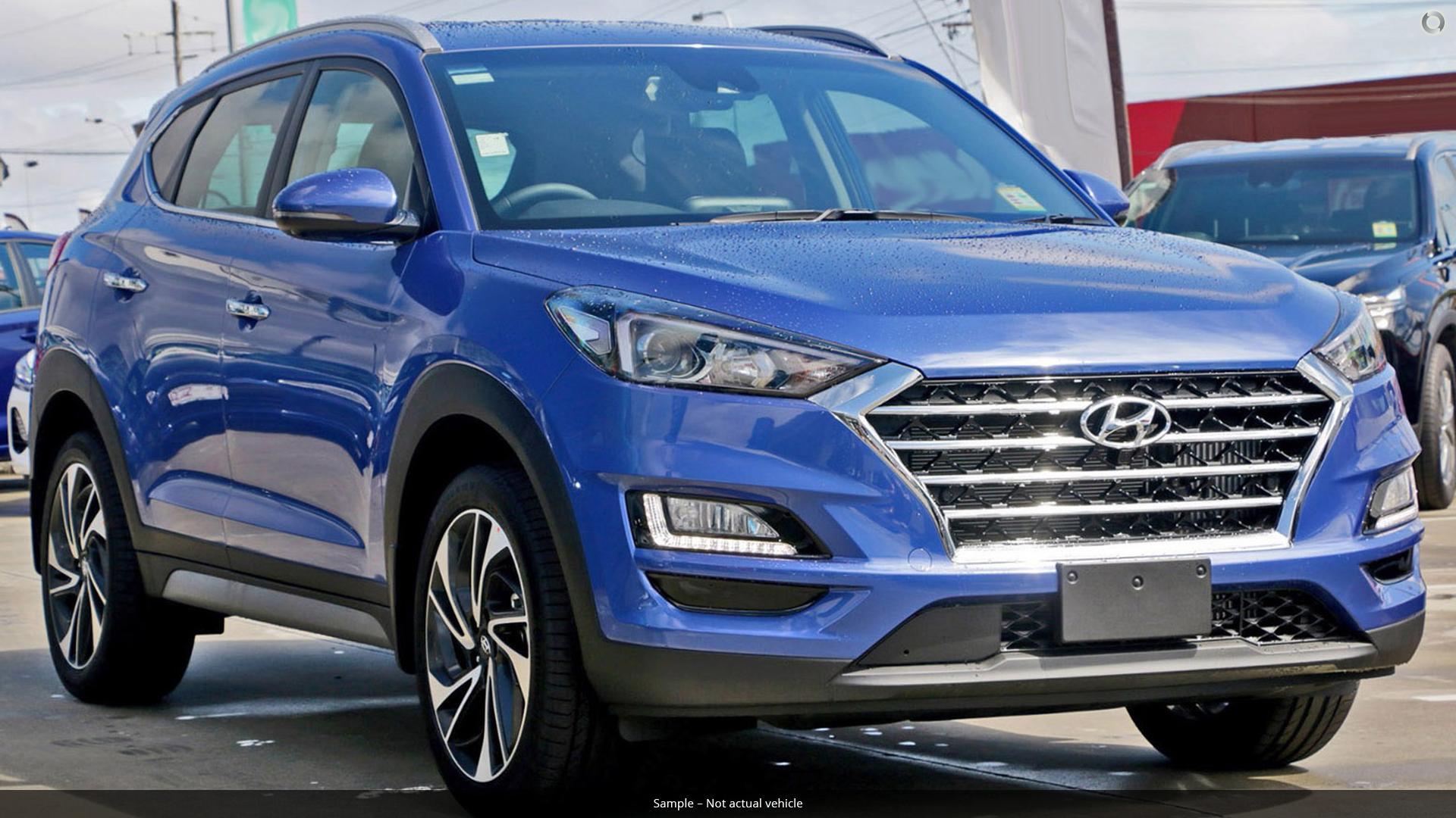 2018 Hyundai Tucson TLe3