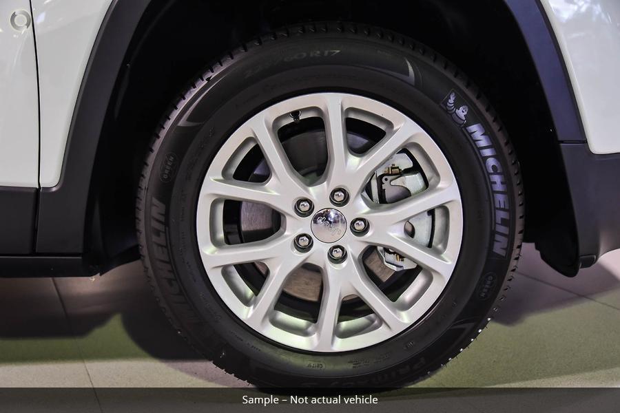 2017 Jeep Cherokee Longitude KL