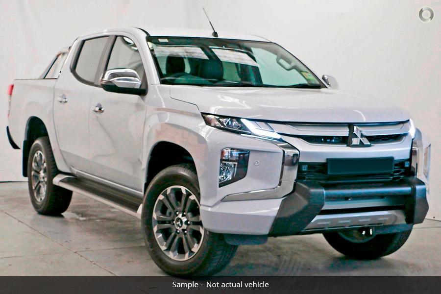 2019 Mitsubishi Triton GLS Premium MR