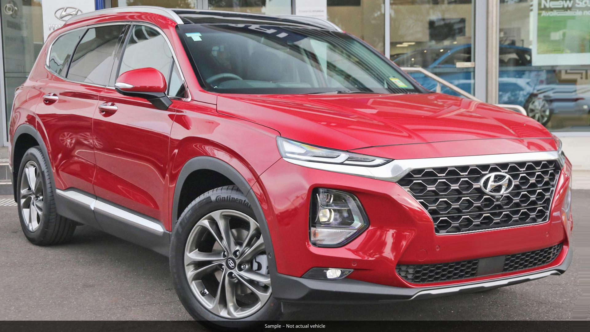 2019 Hyundai Santa Fe TM