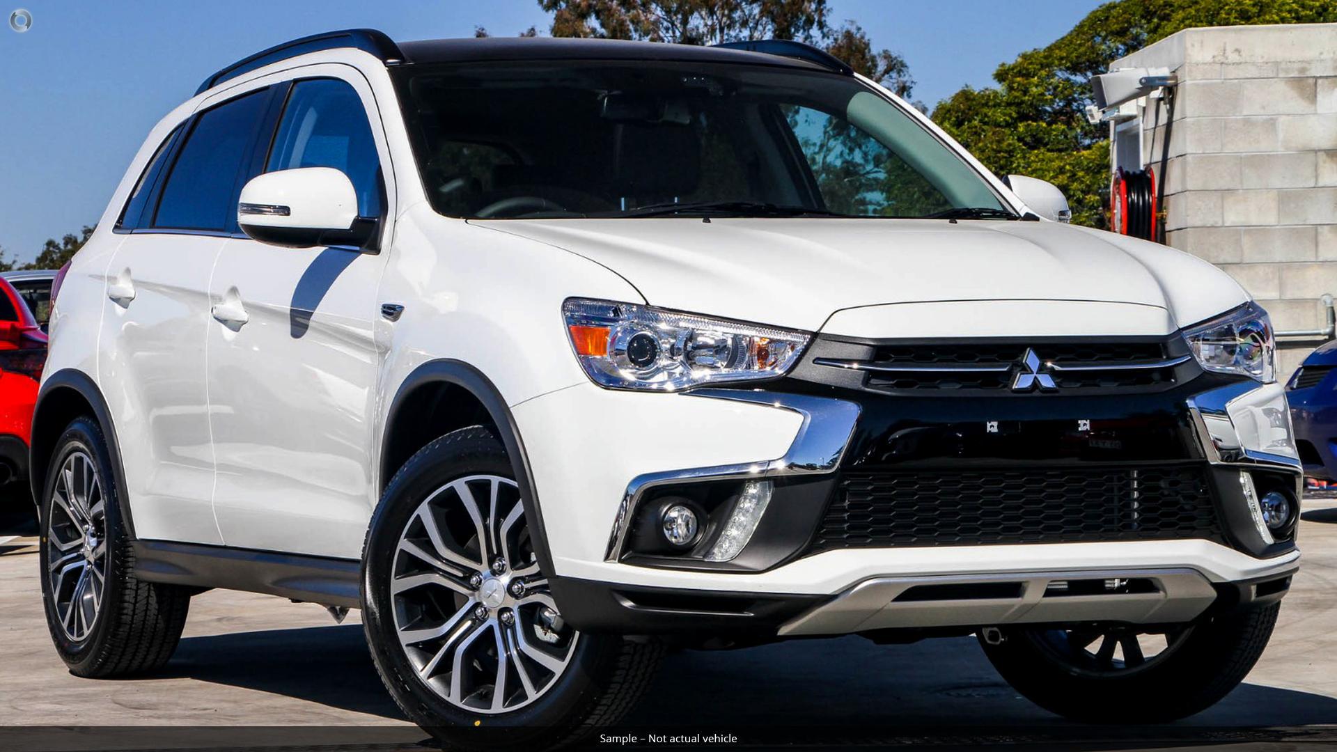 2019 Mitsubishi Asx Exceed XC