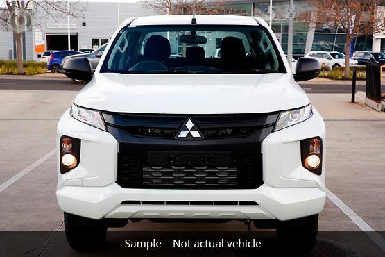 2019 Mitsubishi Triton GLX MR