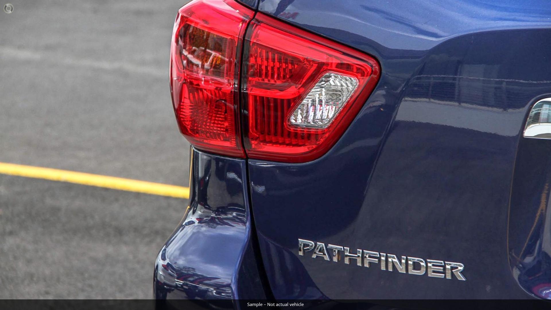 2019 Nissan Pathfinder R52 Series III
