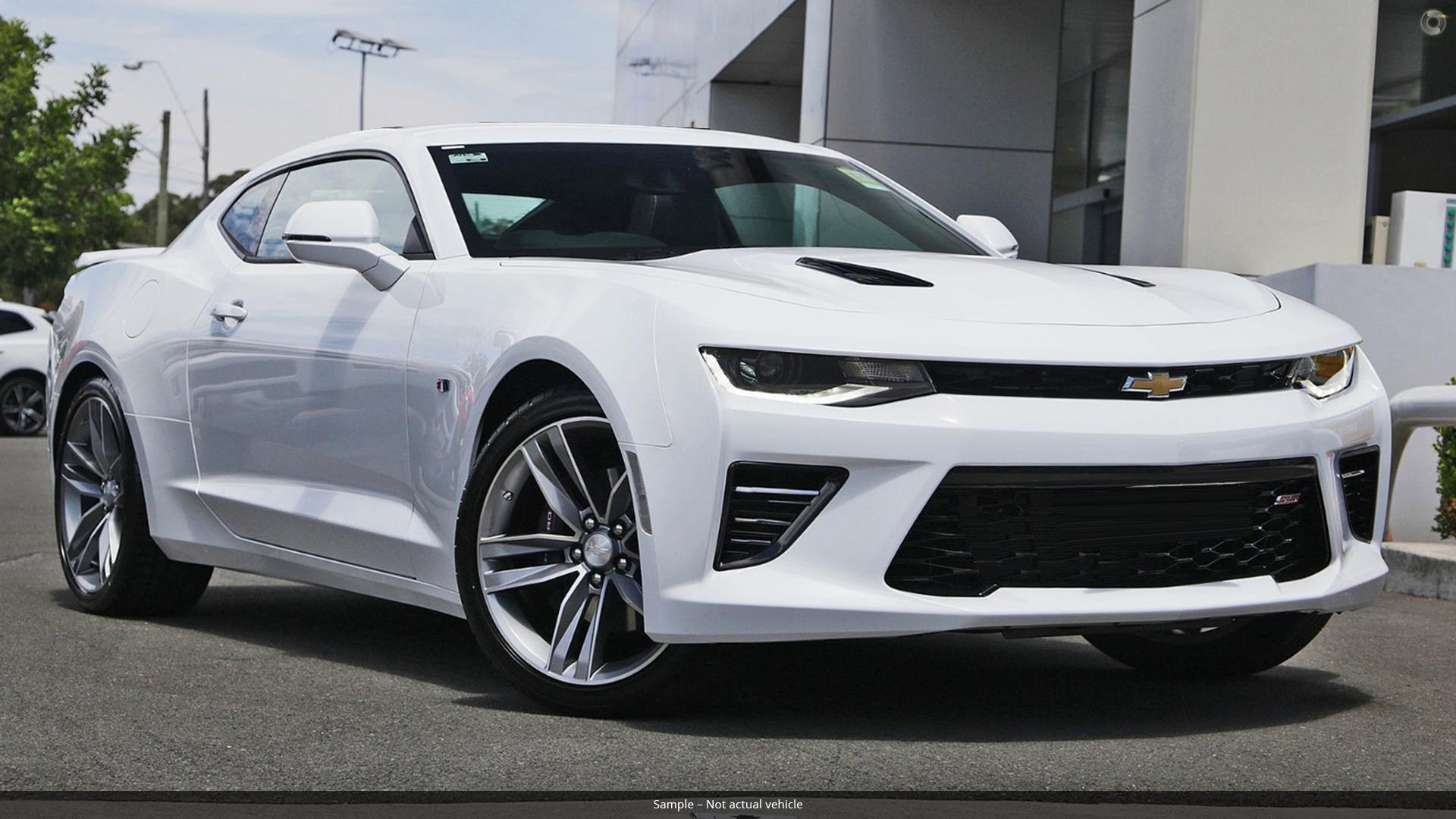 2018 Chevrolet Camaro 2SS (No Series)