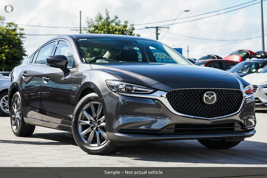 Mazda 6 Sport >> 2019 Mazda 6 Sport Gl Series Oldmac Mazda
