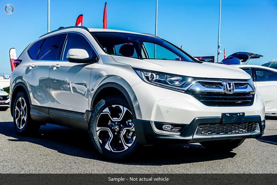 2019 Honda CR-V 50 Years Edition RW