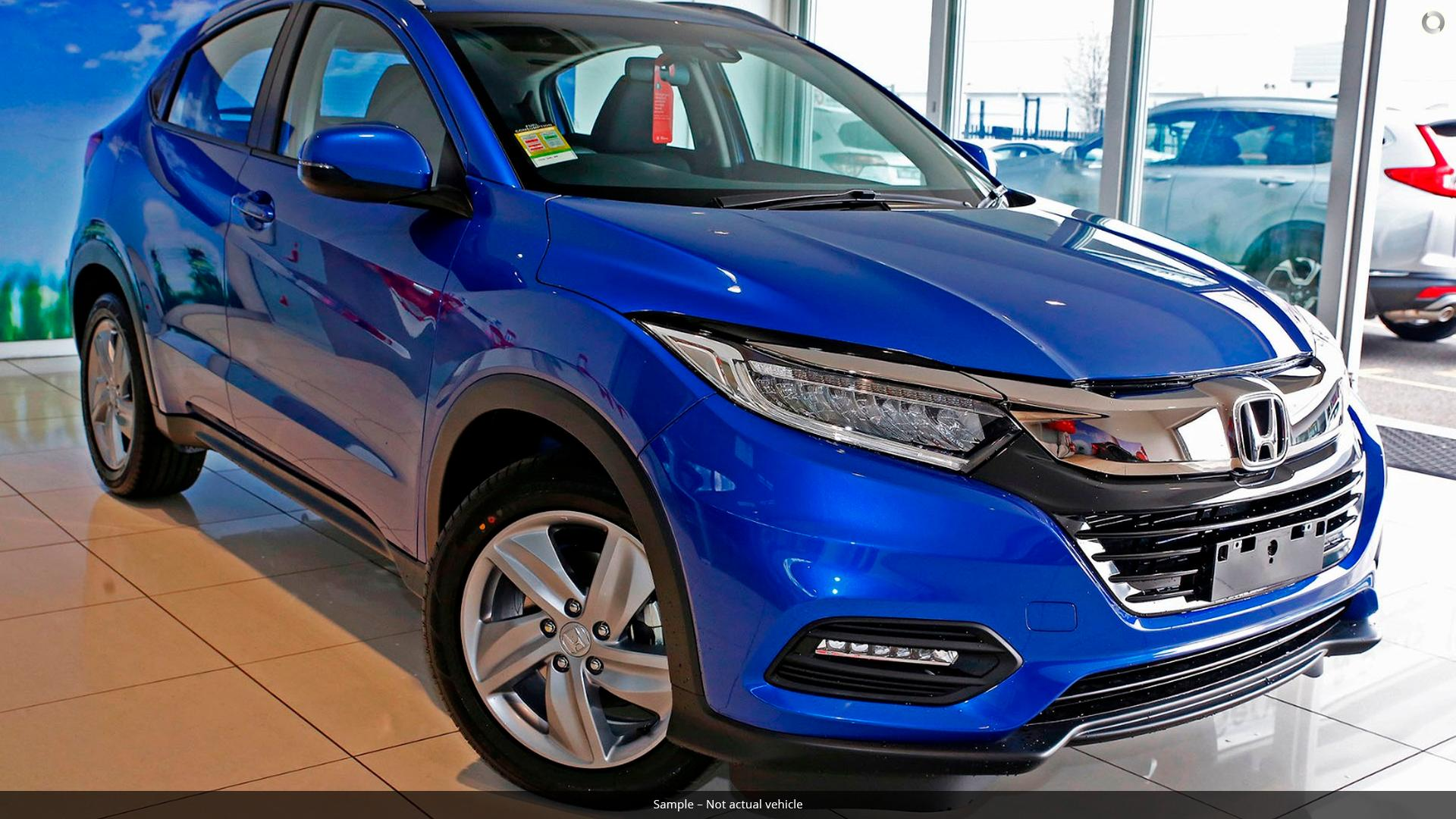 2019 Honda HR-V VTi-S (No Series)