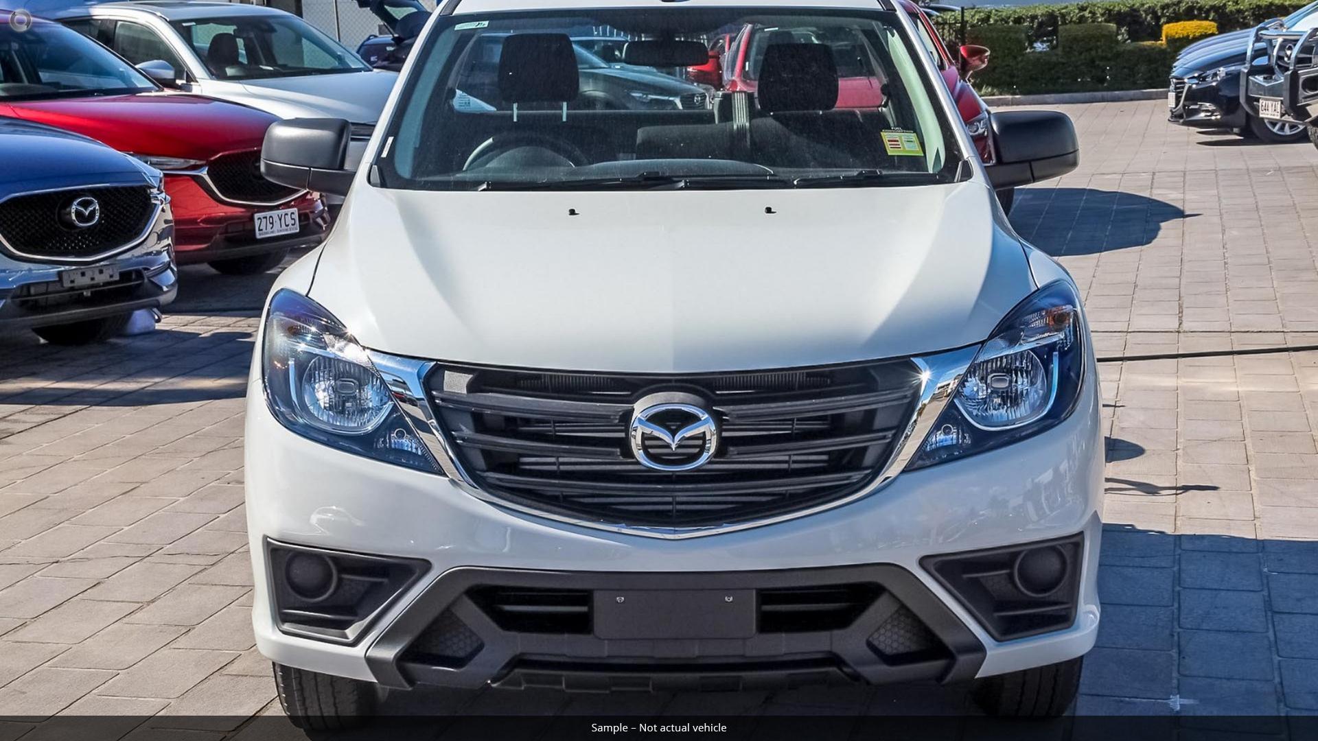 2018 Mazda Bt-50 XT UR