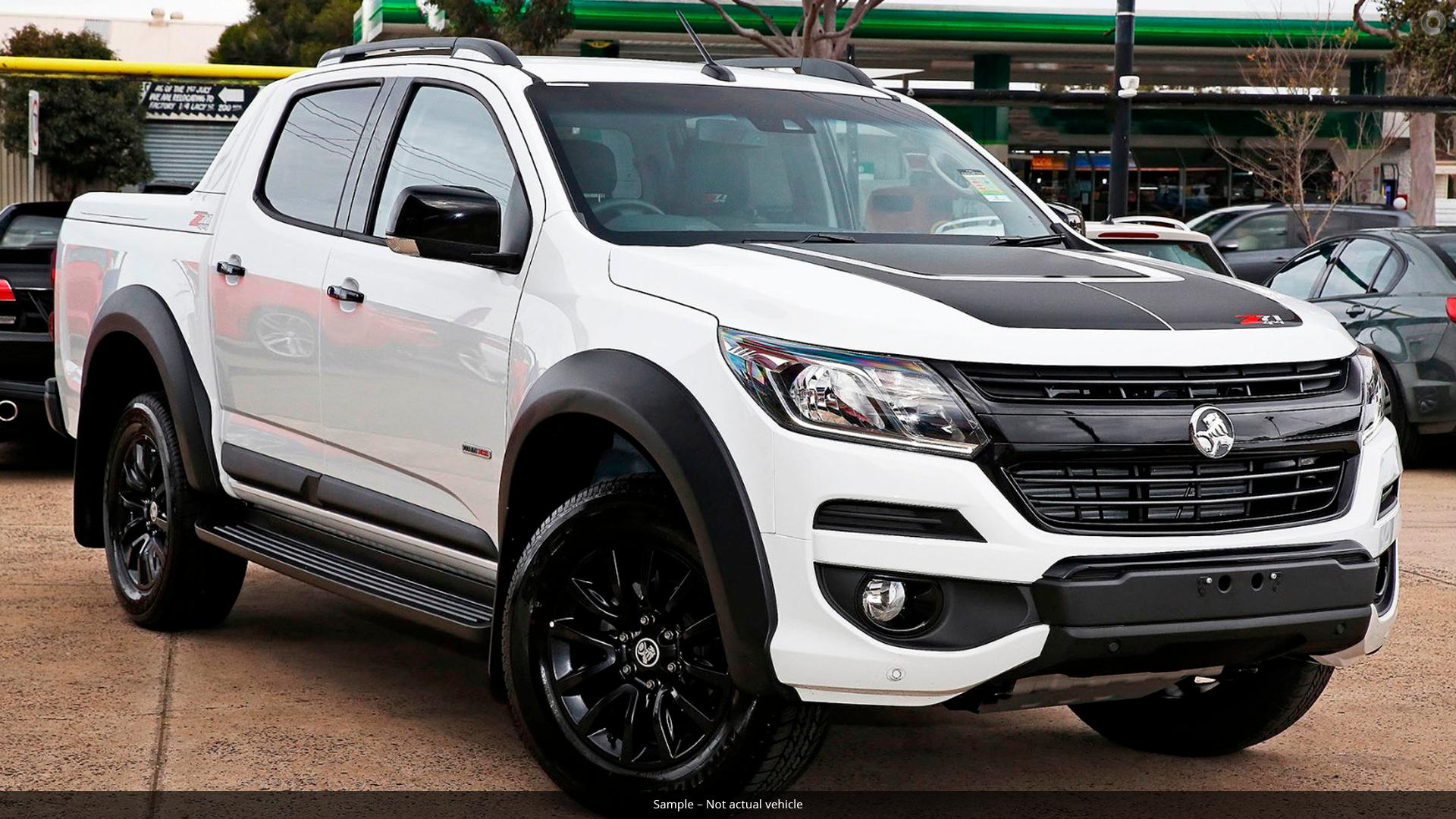 2019 Holden Colorado RG