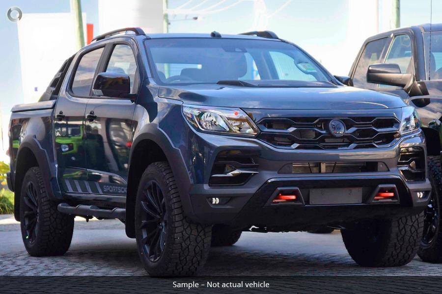 2019 Holden Special Vehicles Colorado SportsCat V RG Series 2