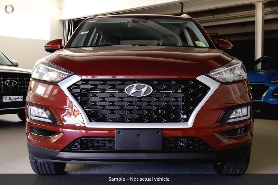 2019 Hyundai Tucson Active X TL4