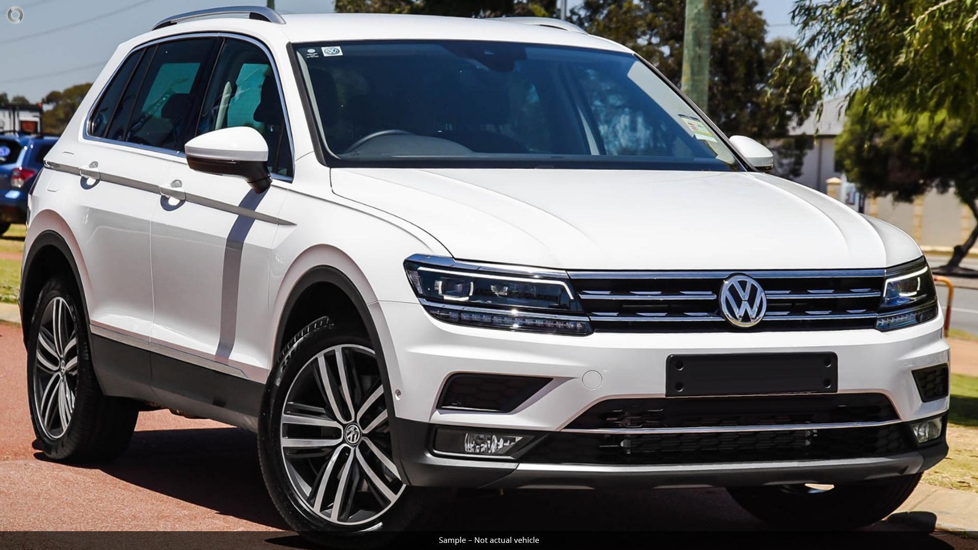 2019 Volkswagen Tiguan 162TSI Highline 5N