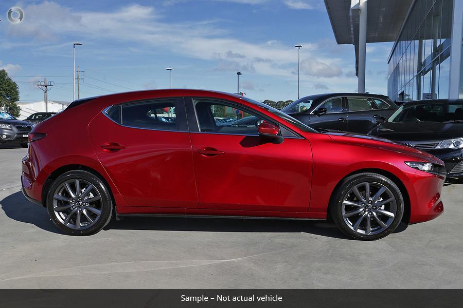 2019 Mazda 3 G20 Evolve BP Series
