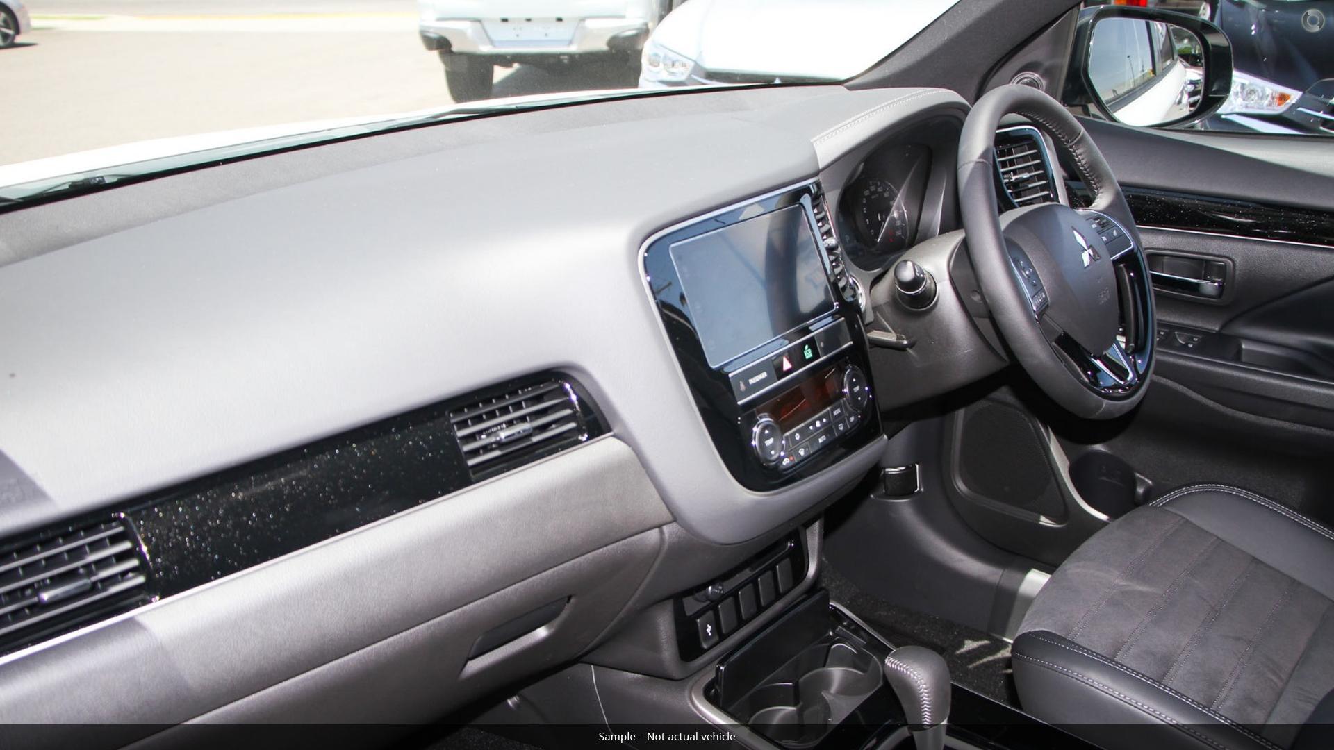 2019 Mitsubishi Outlander Black Edition ZL