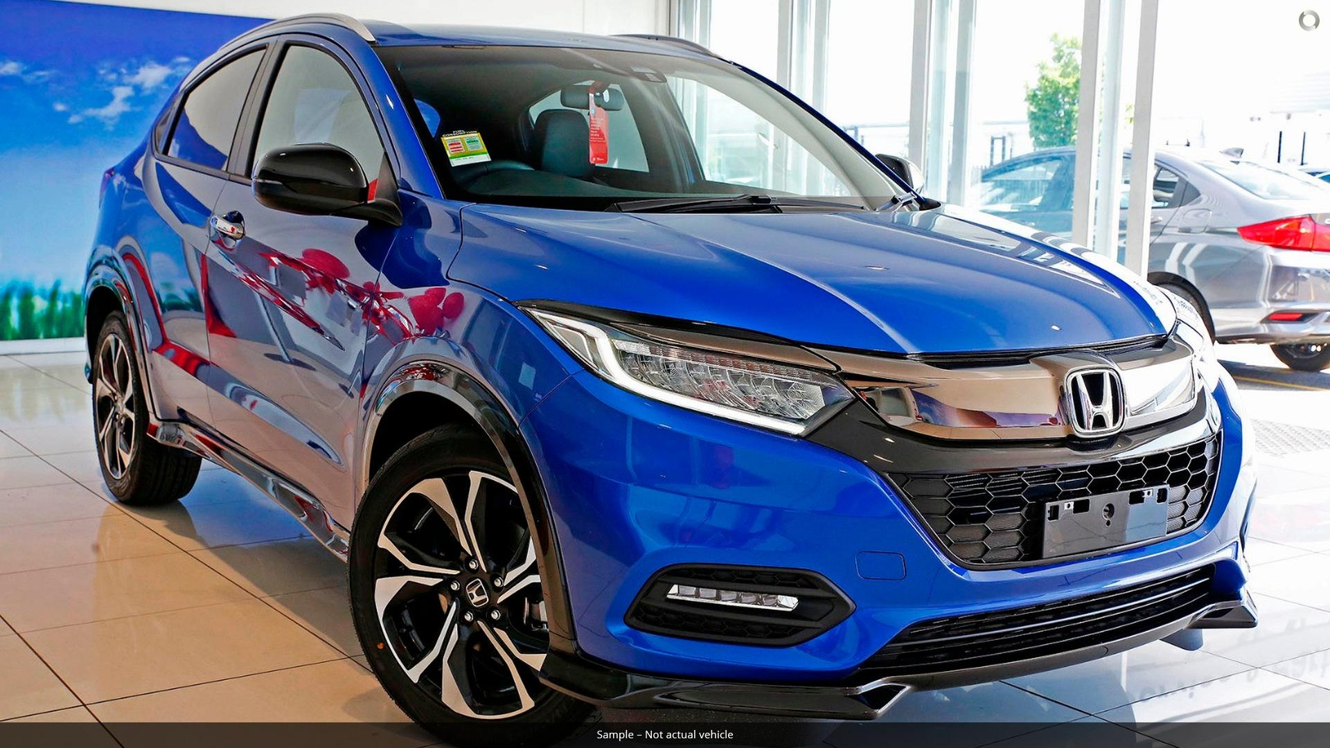 2018 Honda HR-V RS (No Series)