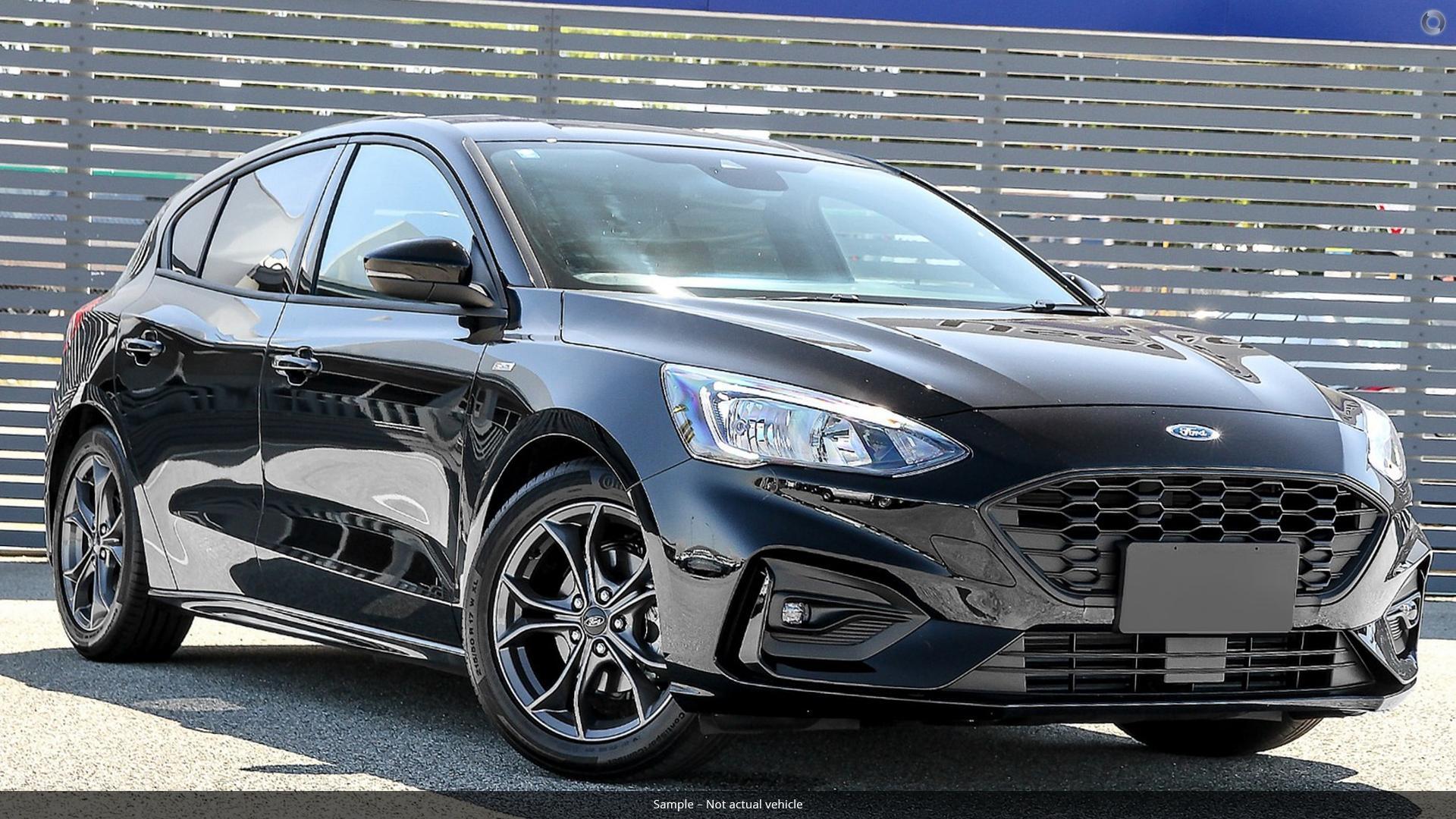 2019 Ford Focus ST-Line SA
