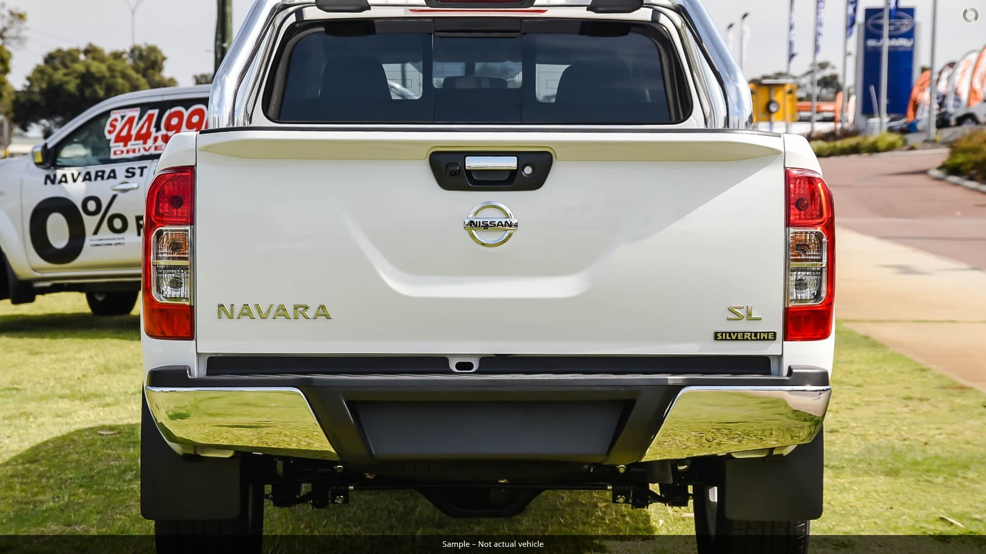 2018 Nissan Navara Silverline D23 Series 3