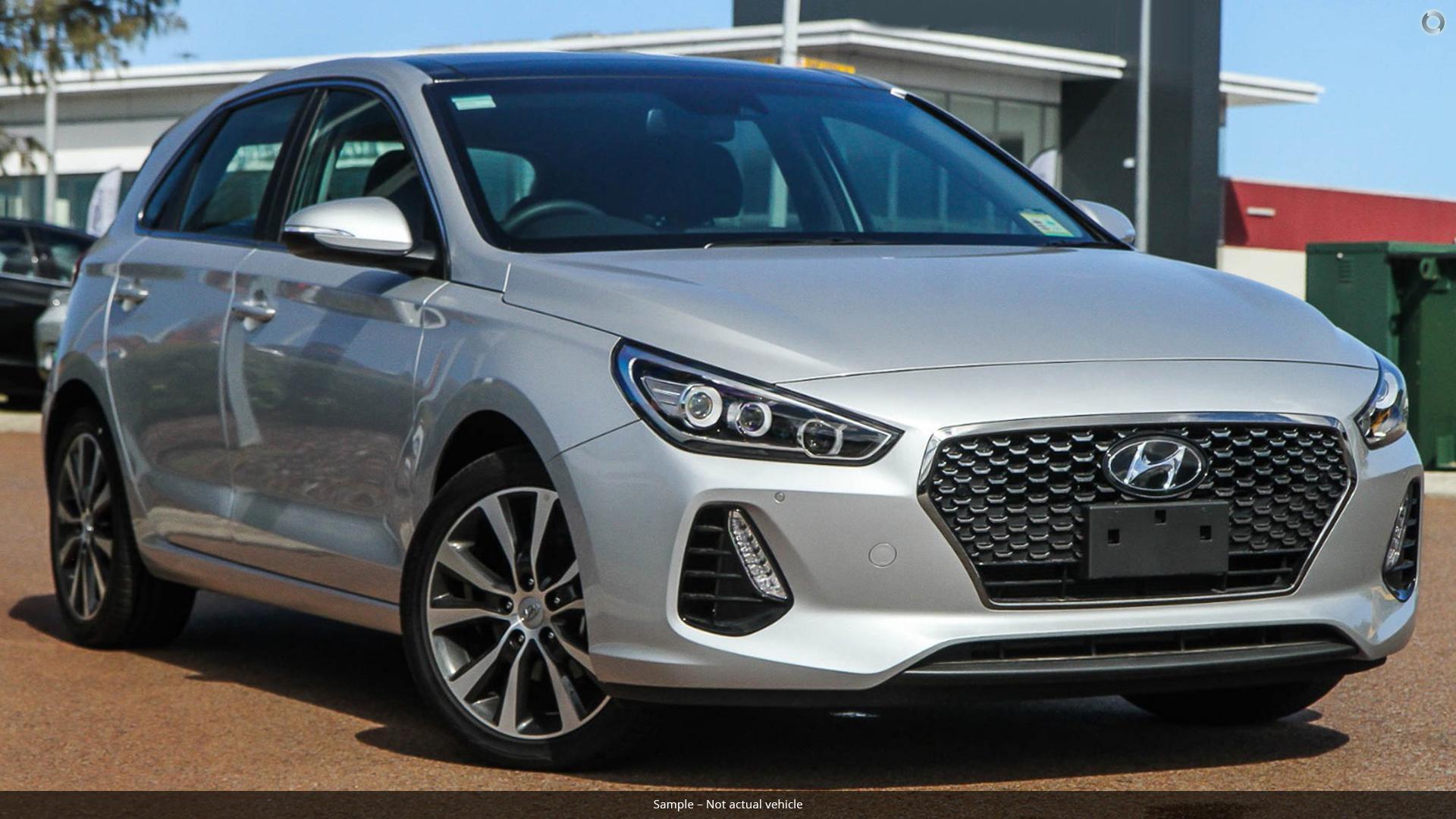2018 Hyundai I30 PD2