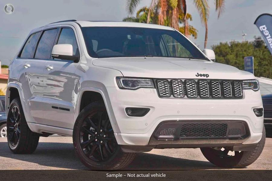 2019 Jeep Grand Cherokee Night Eagle WK