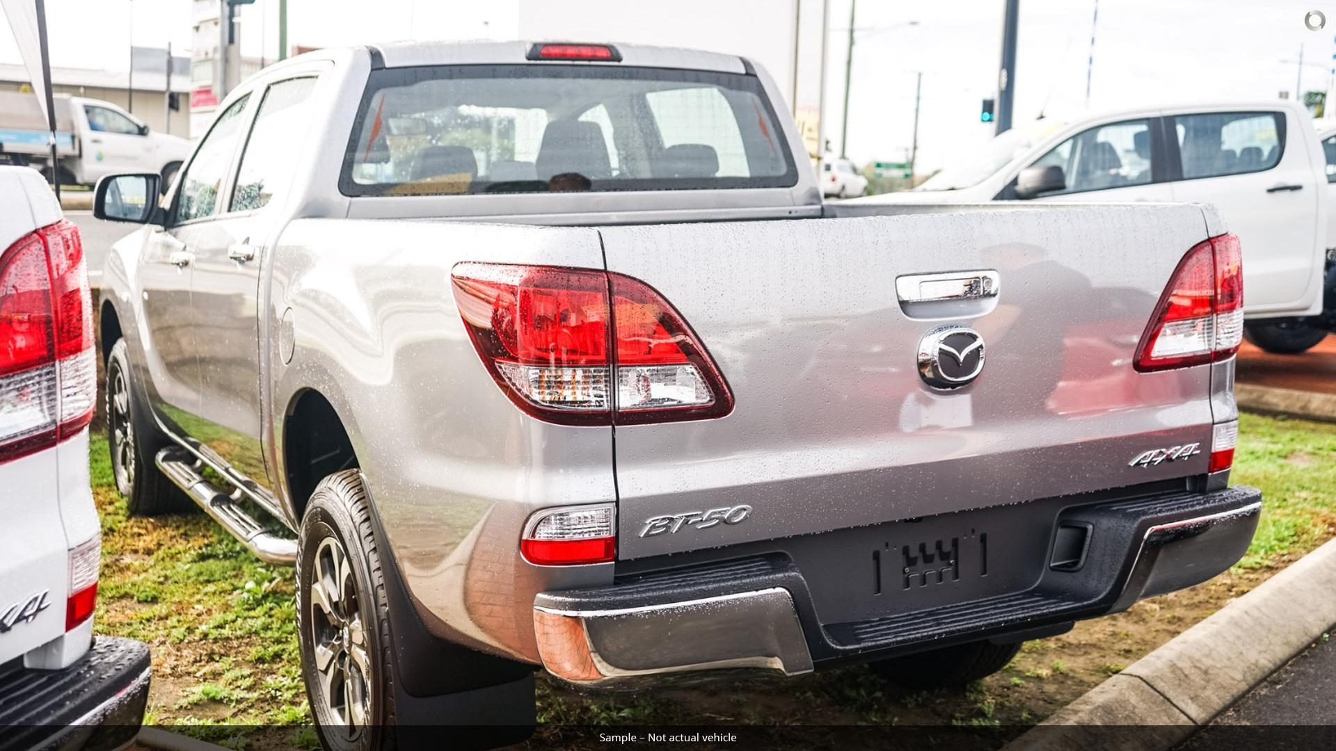 2019 Mazda Bt-50 XTR UR