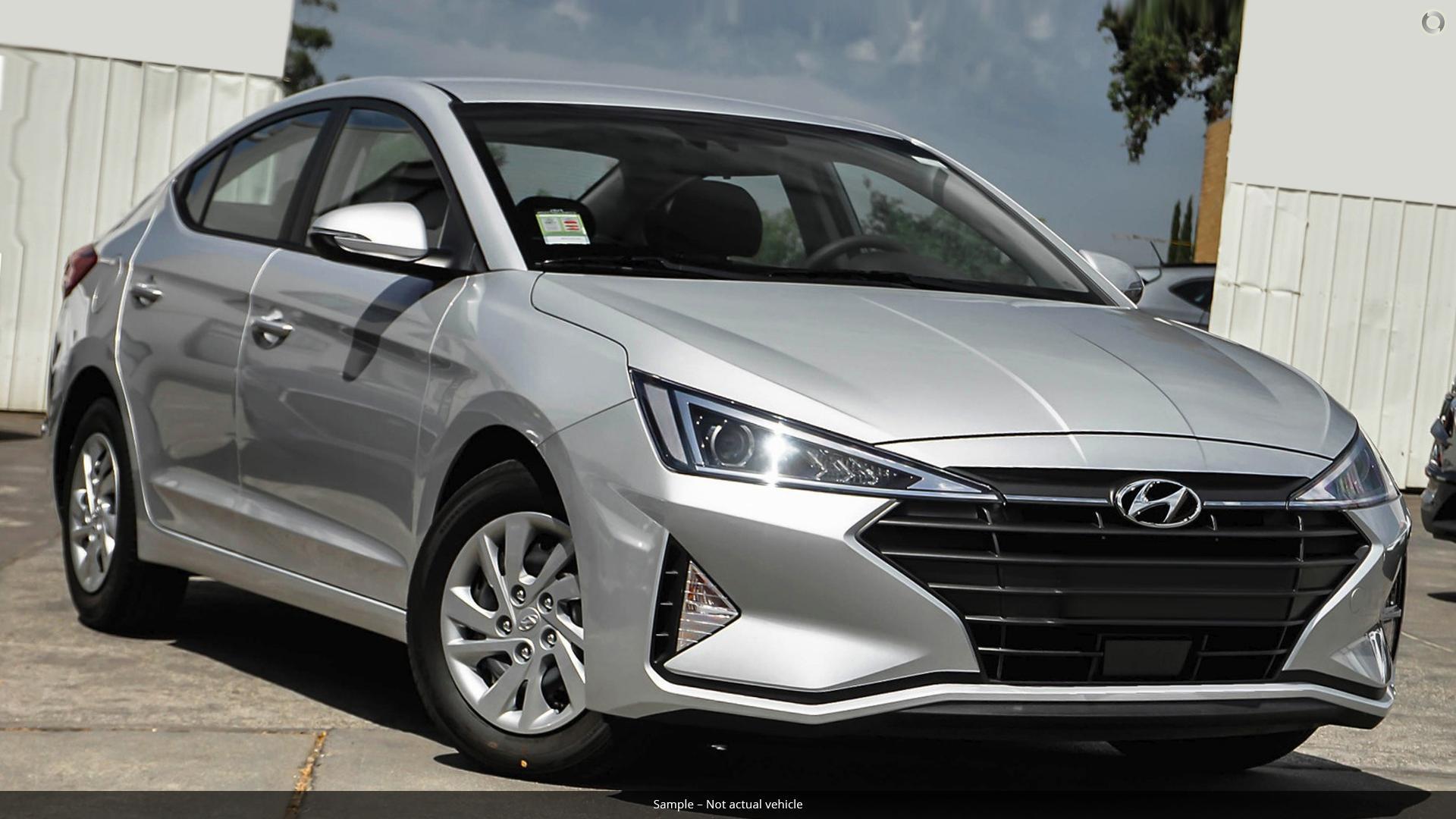 2019 Hyundai Elantra AD.2