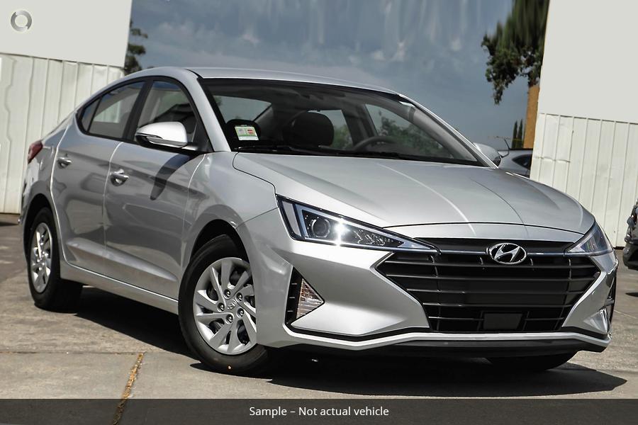 2019 Hyundai Elantra Go AD.2