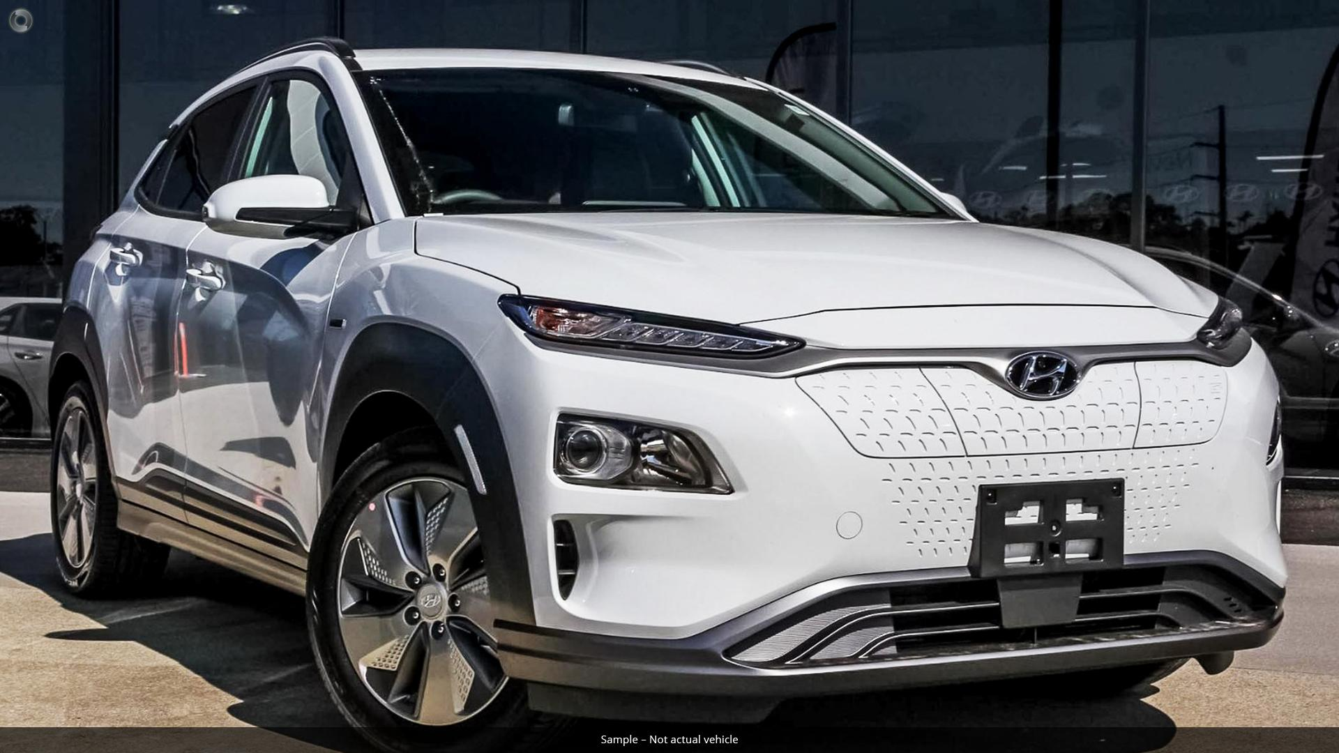 2019 Hyundai Kona electric Elite OS.3