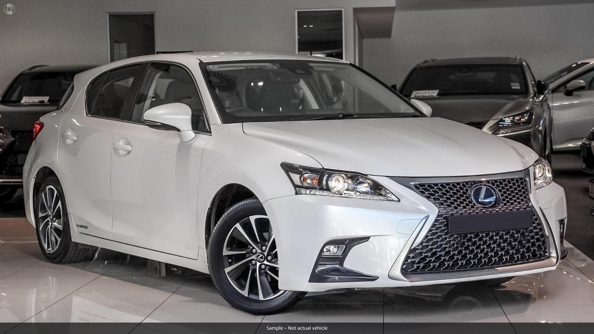 2019 Lexus Ct CT200h Luxury ZWA10R