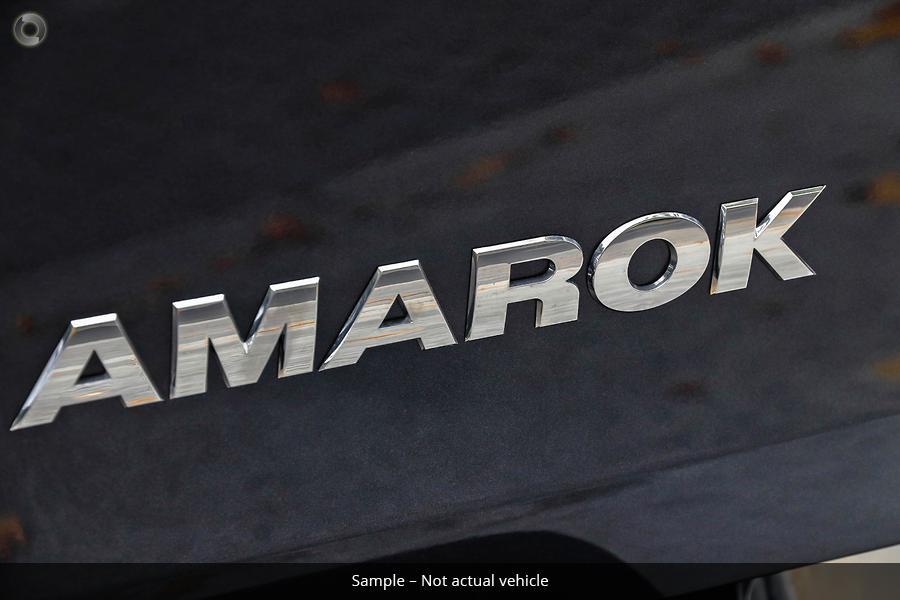 2019 Volkswagen Amarok TDI550 Highline 2H