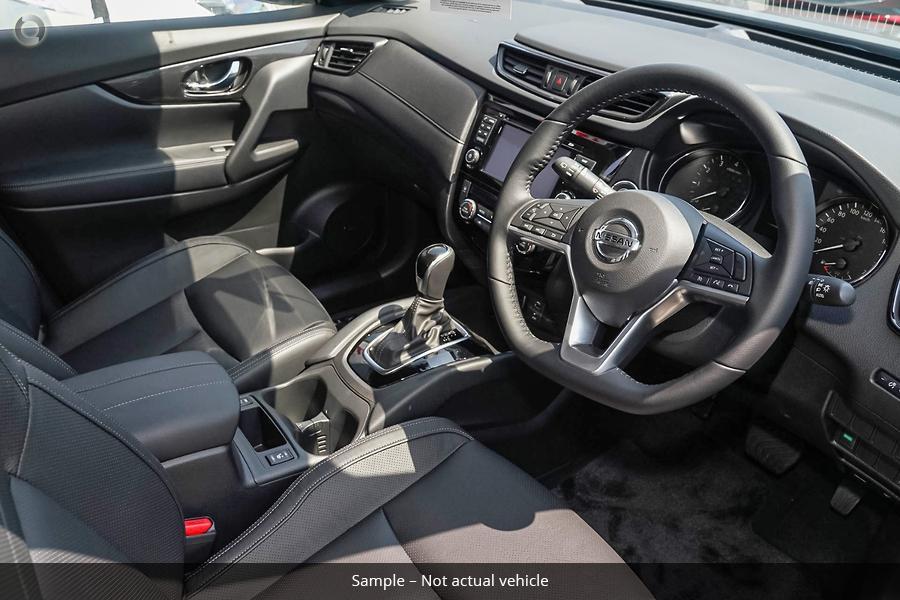 2019 Nissan X-trail N-TREK T32 Series II