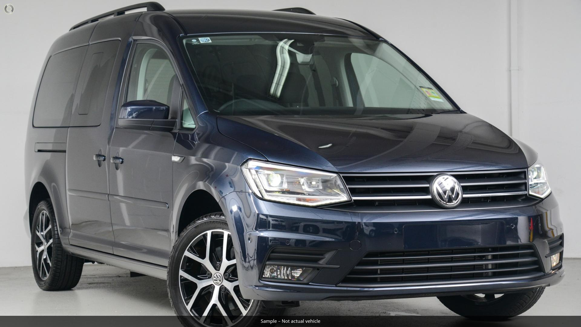 2019 Volkswagen Caddy 2K