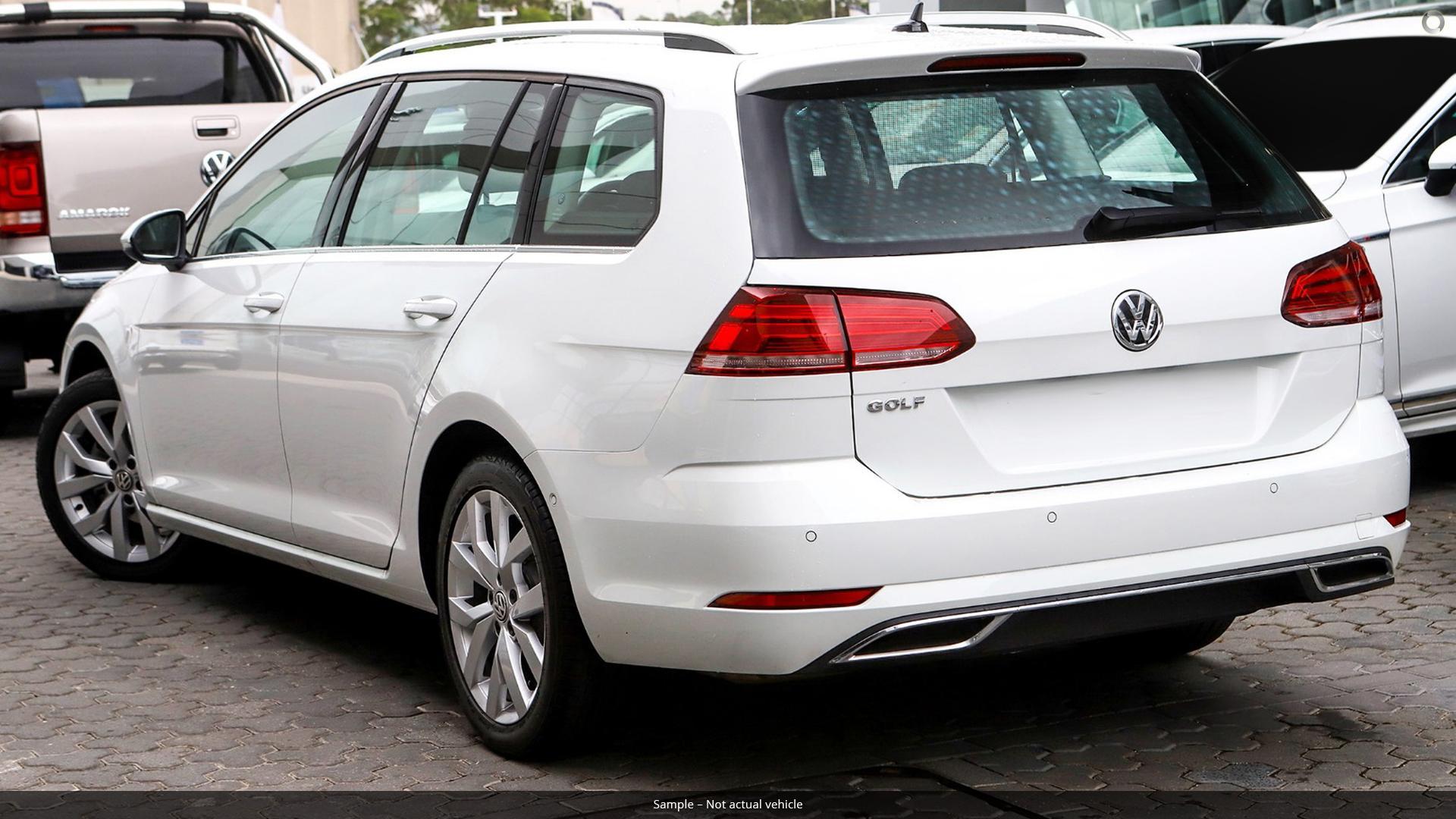 2018 Volkswagen Golf 110TSI Highline 7.5