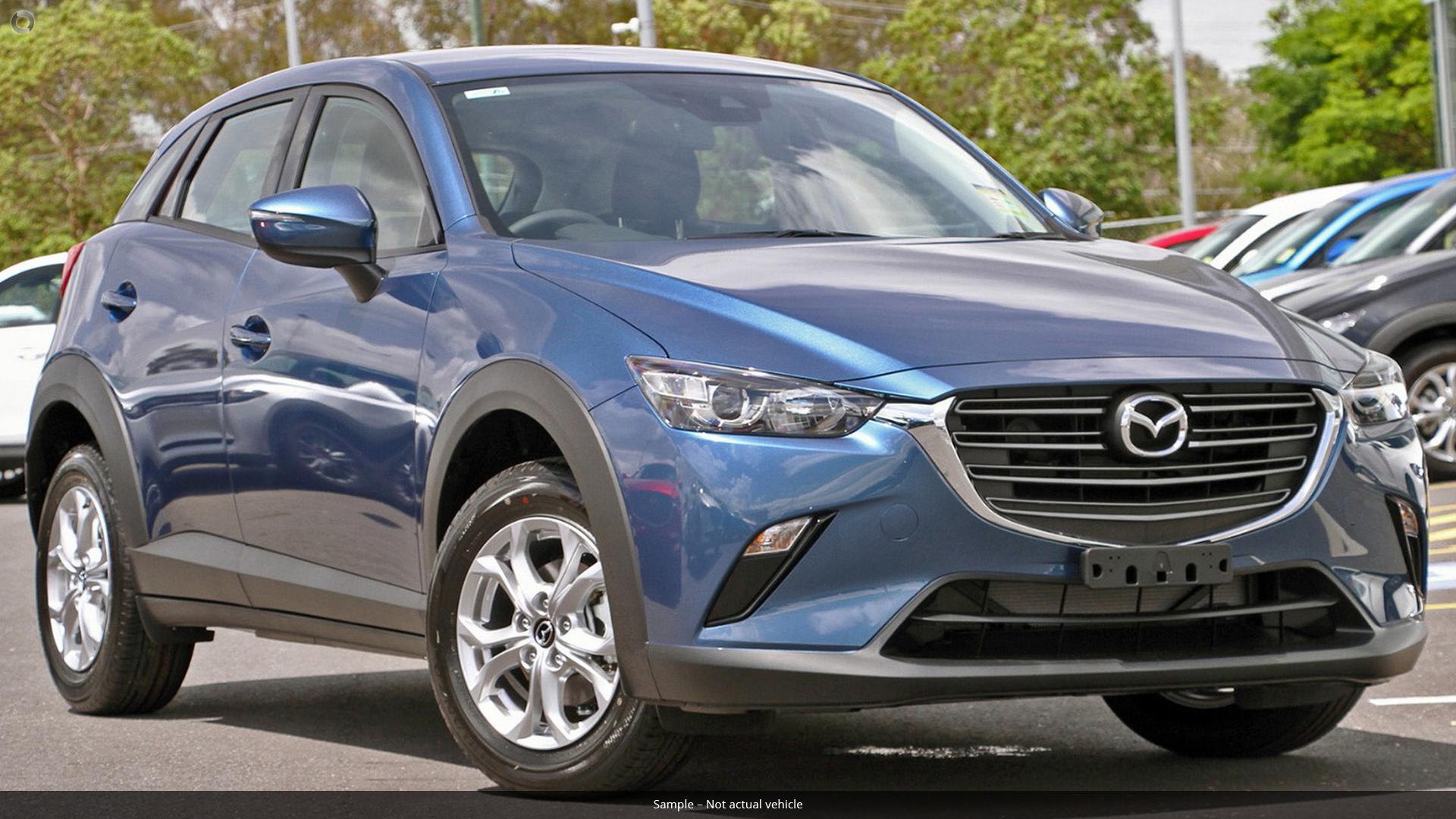 2020 Mazda CX-3 DK