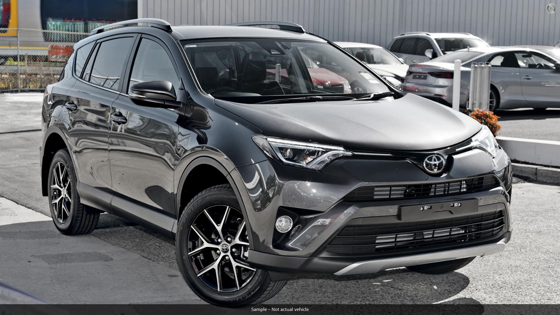 2018 Toyota RAV4 ZSA42R
