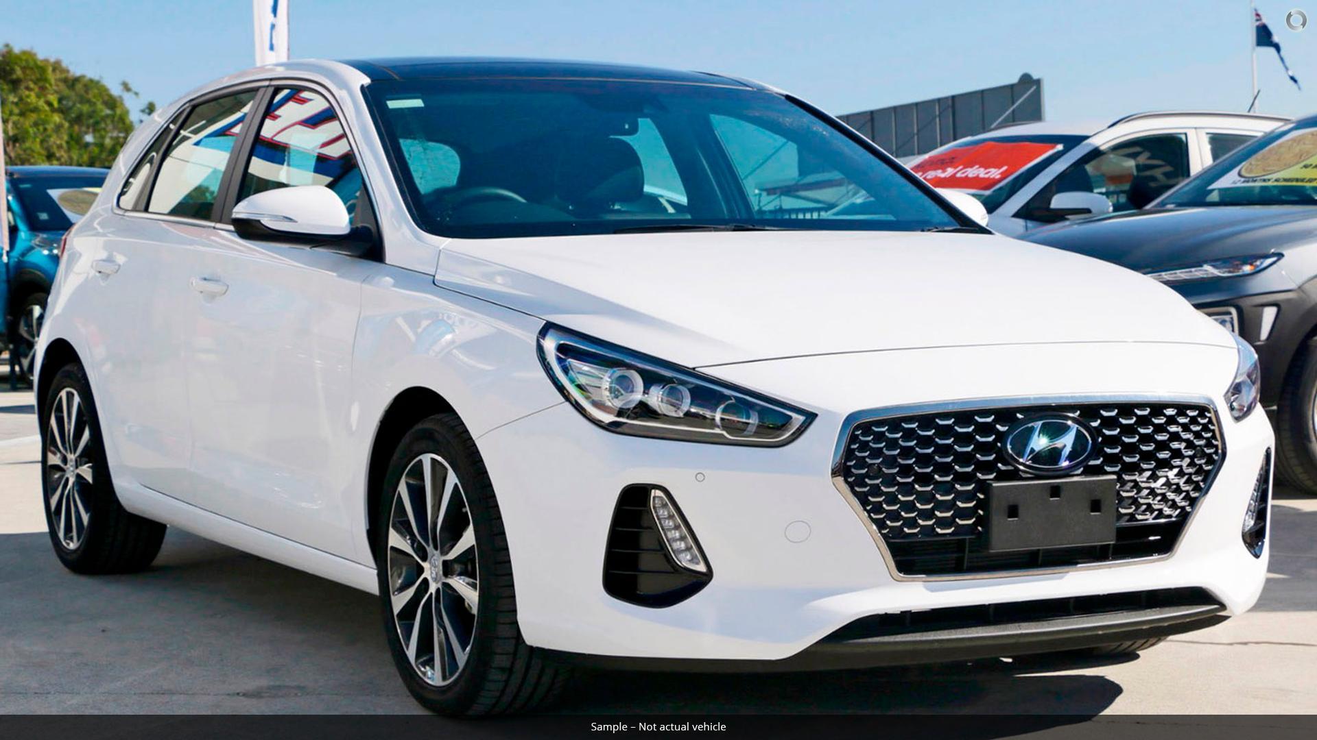 2020 Hyundai I30 Premium PD2