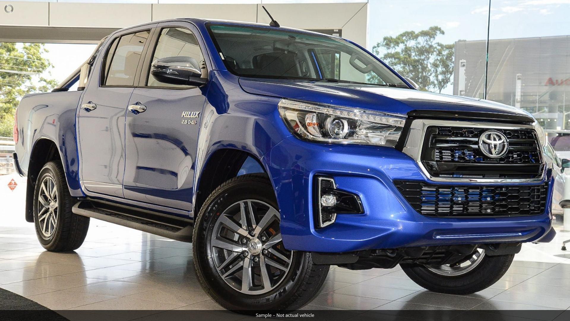 2018 Toyota Hilux GUN126R