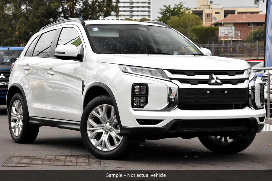 2019 Mitsubishi ASX LS XD