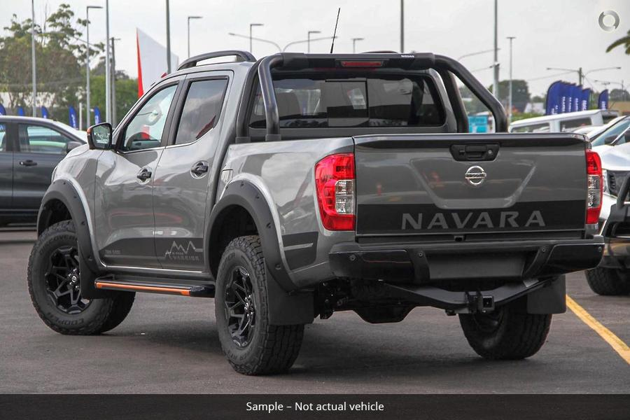 2020 Nissan Navara N-TREK Warrior D23 Series 4