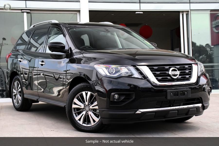 2019 Nissan Pathfinder ST-L R52 Series III