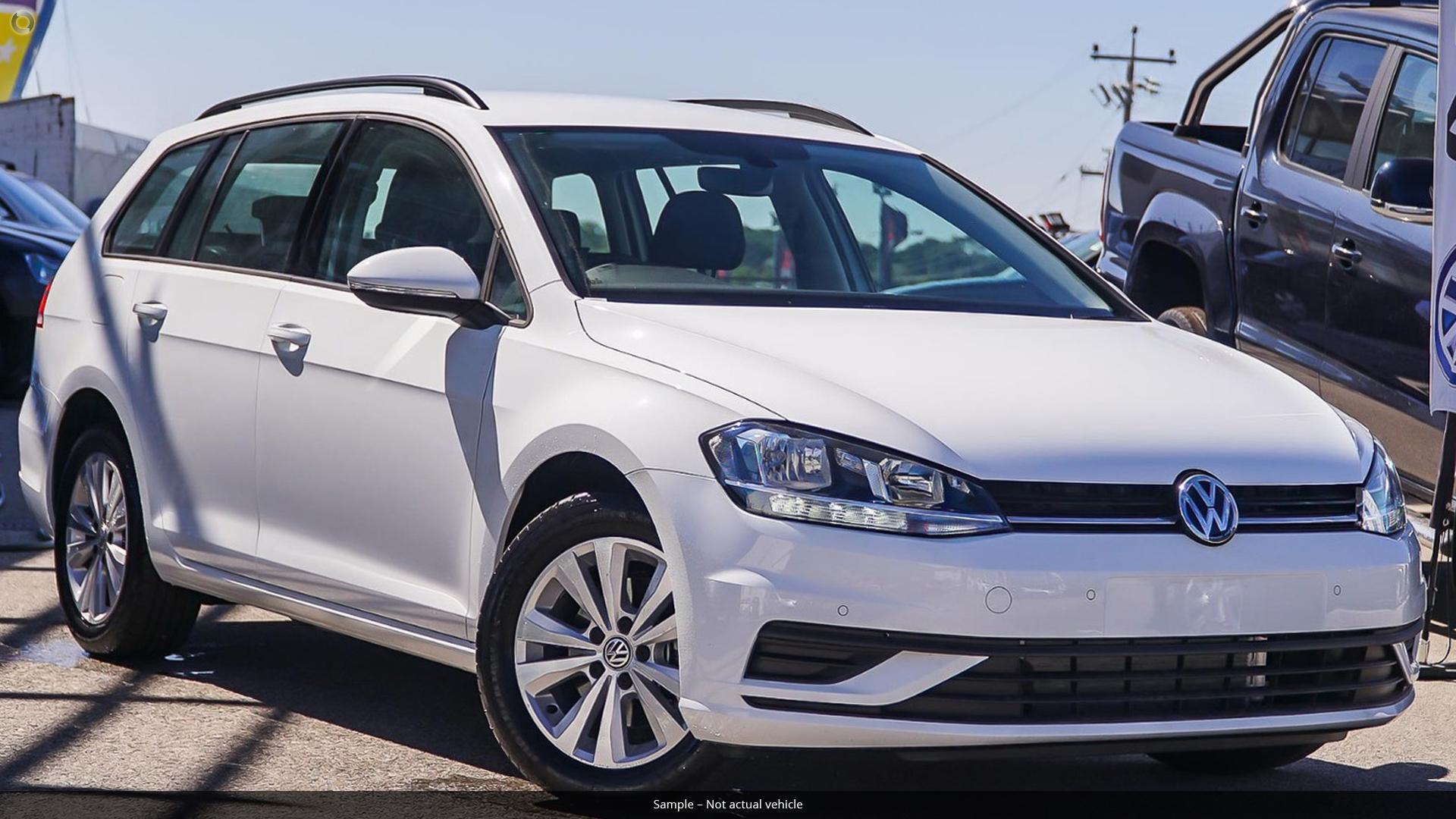2019 Volkswagen Golf 110TSI Trendline 7.5