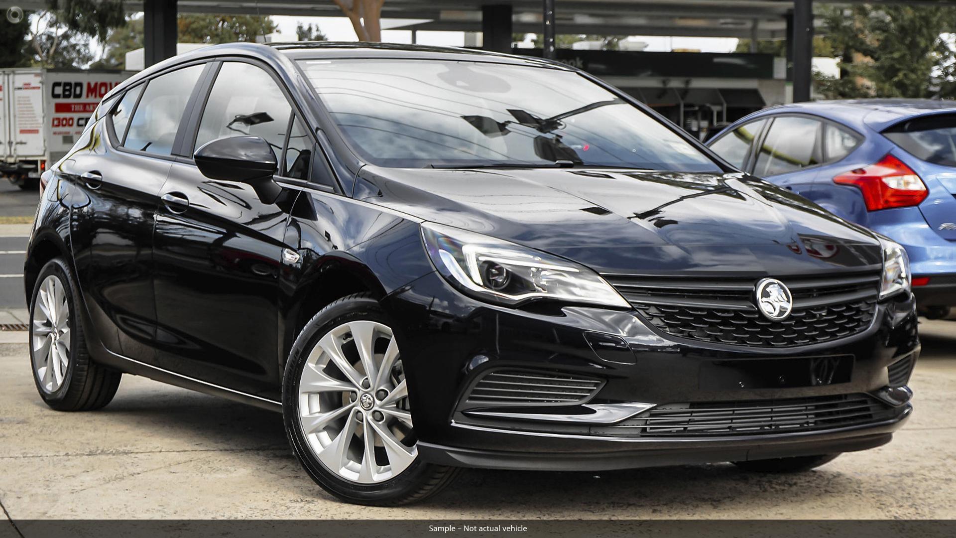 2019 Holden Astra R+ BK