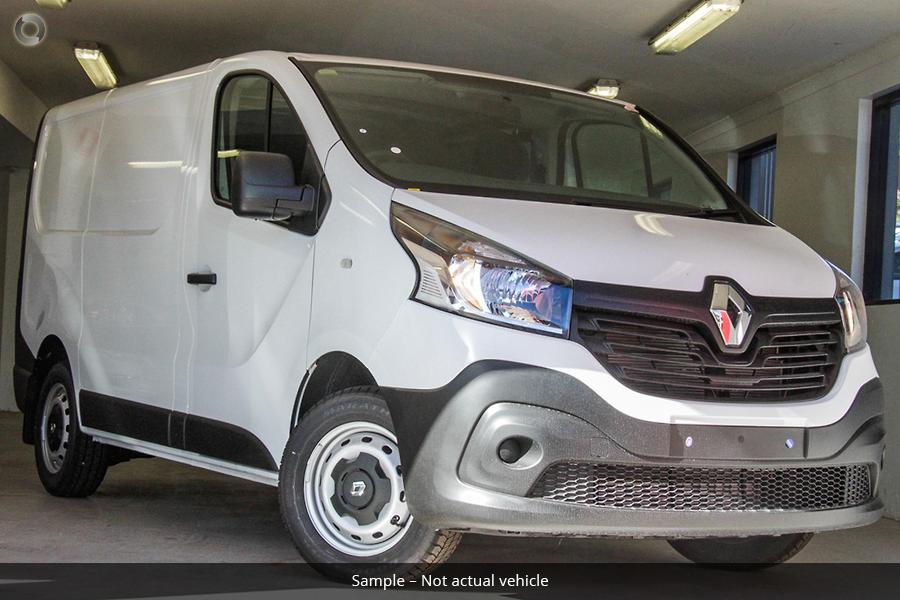 2019 Renault Trafic Trader Life X82