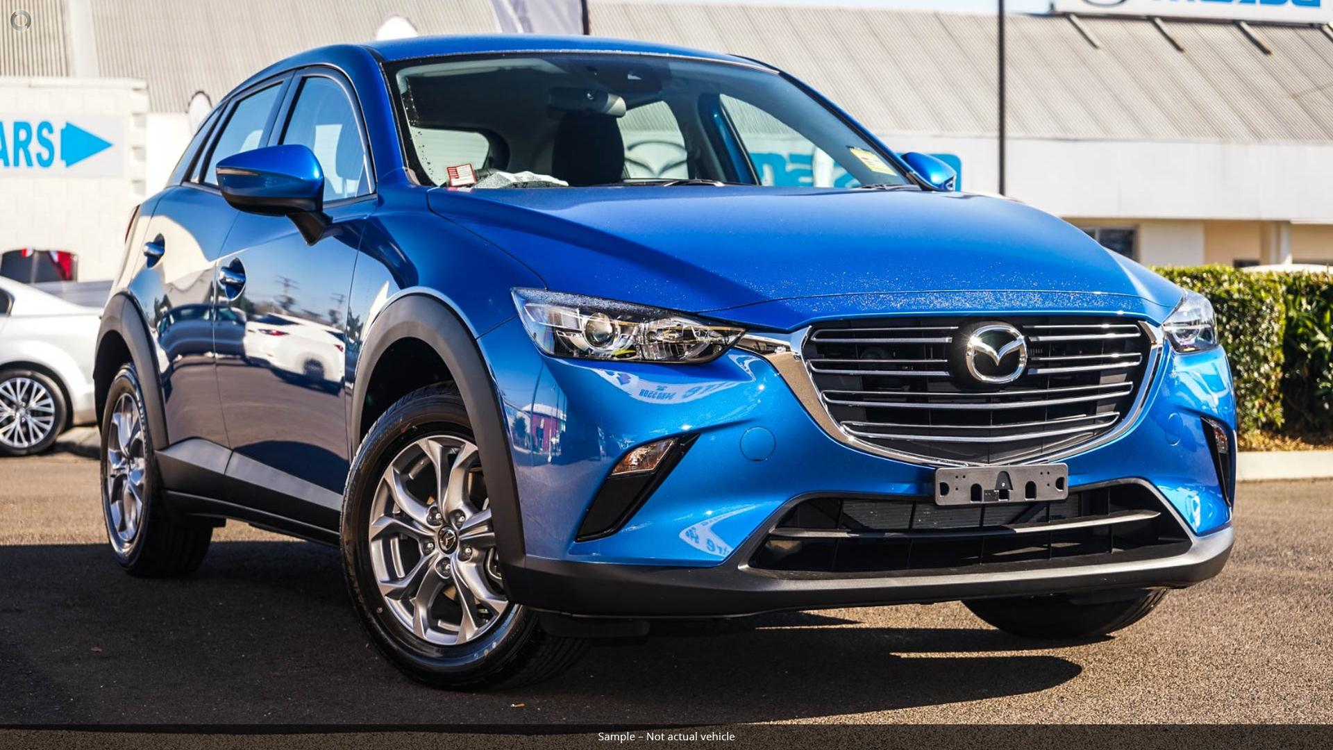 2019 Mazda Cx-3 Maxx Sport