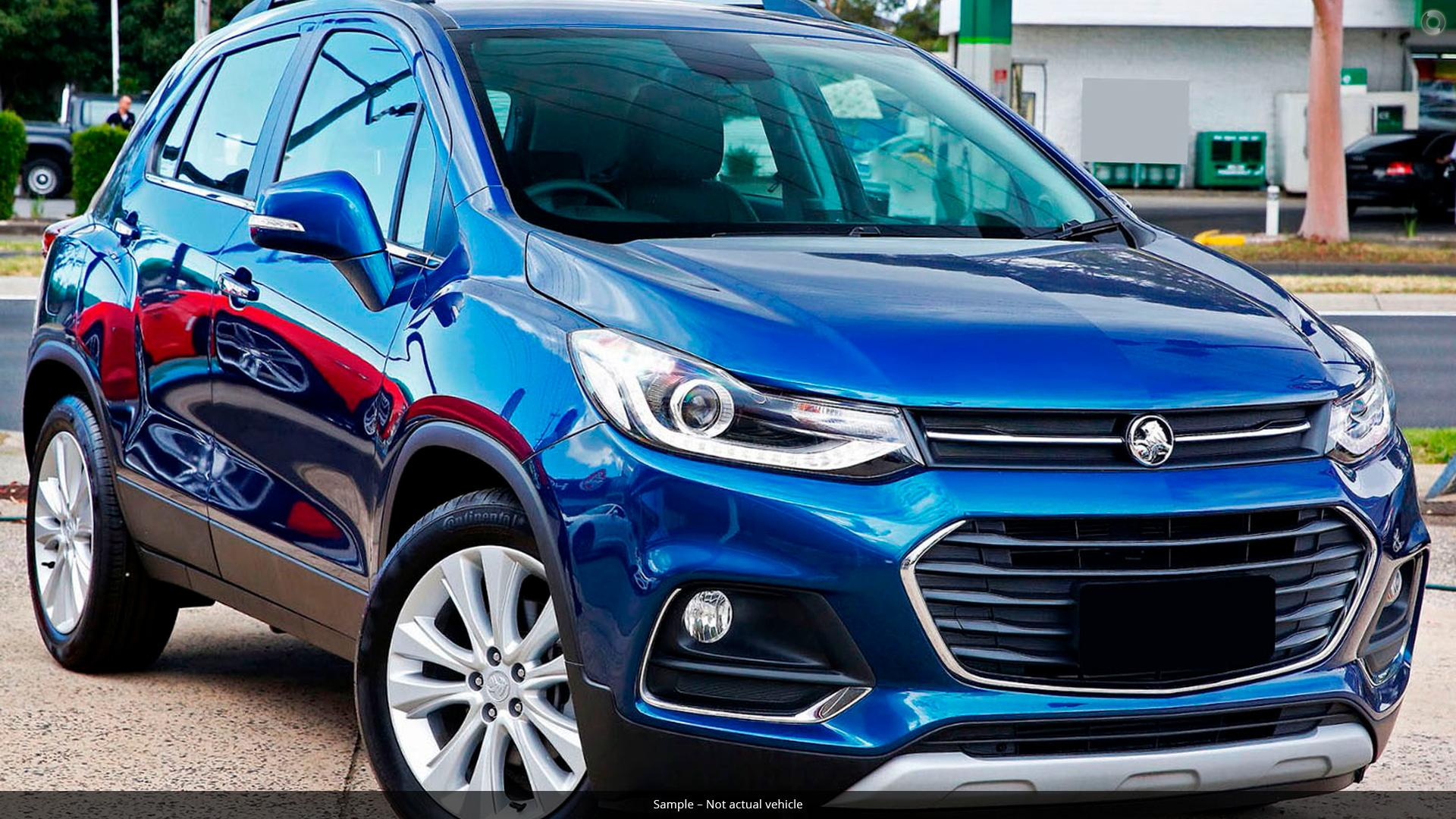 2019 Holden Trax TJ